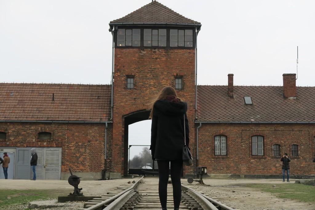 Krakow Poland Auschwitz