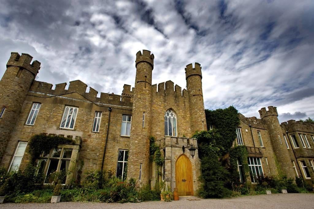 Cumbria Castle Exterior