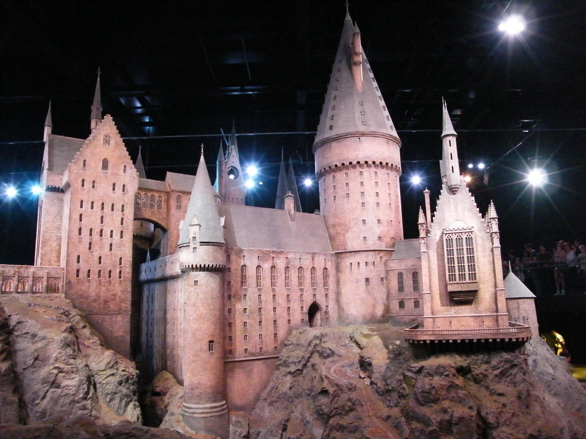 London Harry Potter Studios Hogwarts