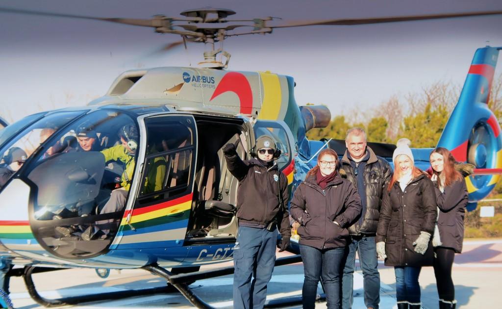 Niagara Falls Helicopter