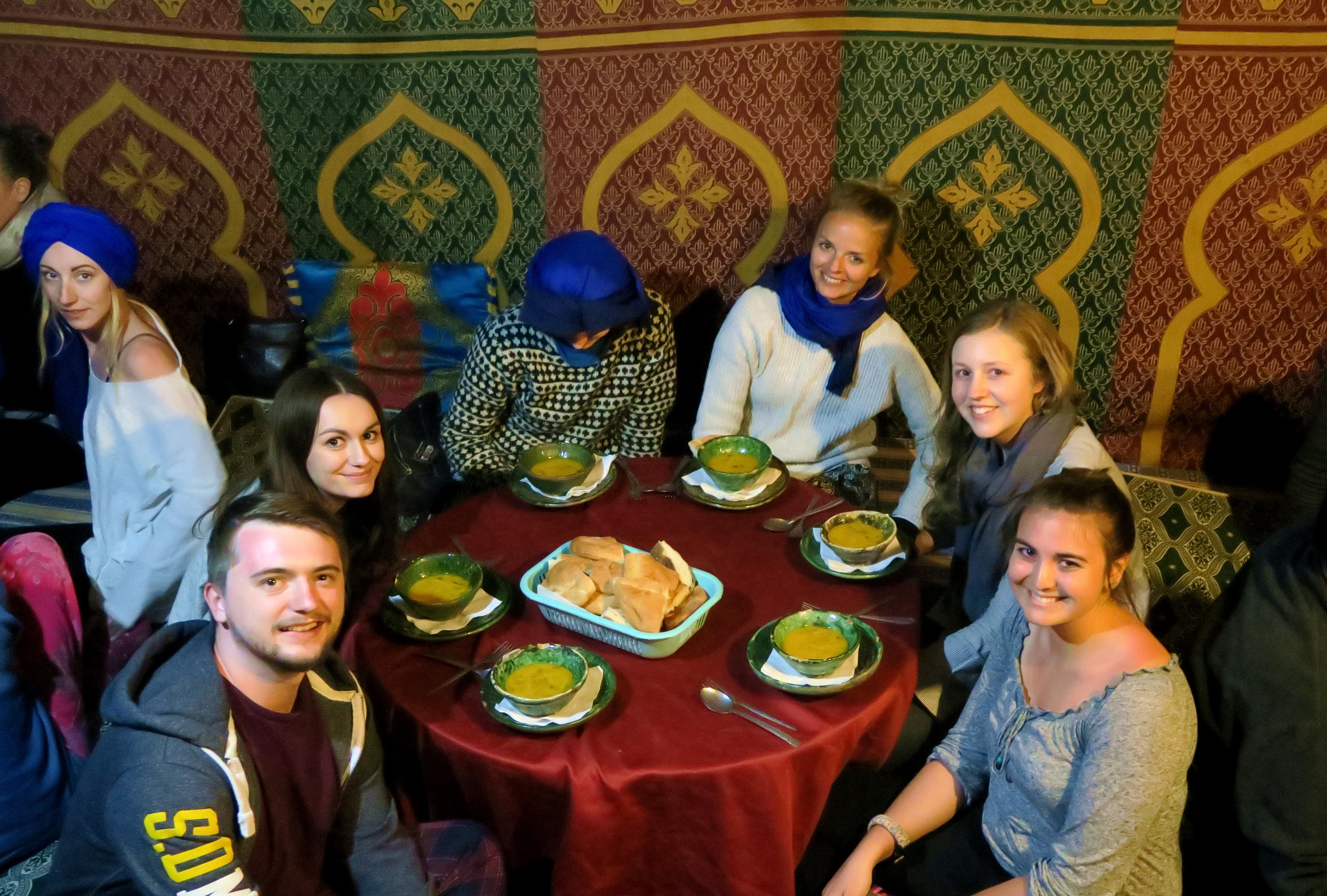 Sahara-Food