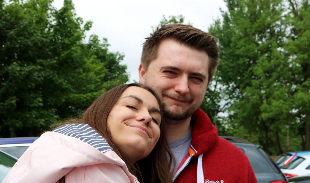 Peak District Couple