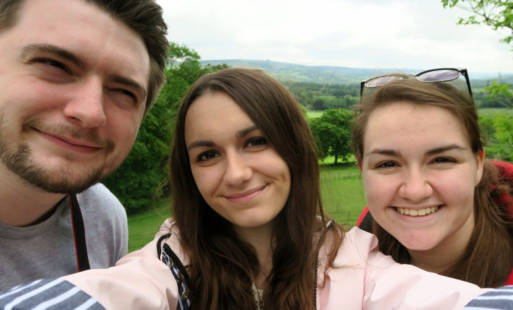 Peak District Friends Family