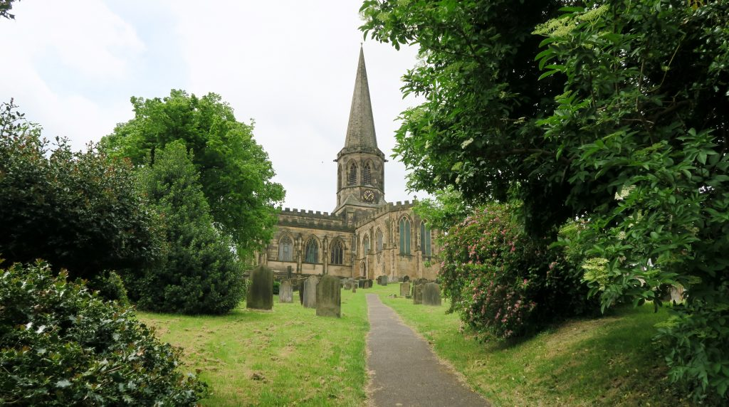 Bakewell Church