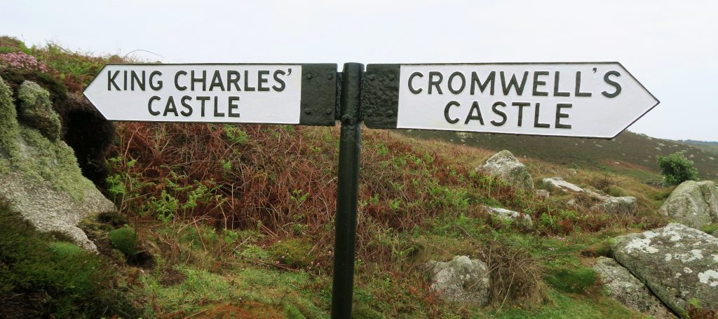 Tresco - Isles of Scilly - King Charles Cromwells Castle