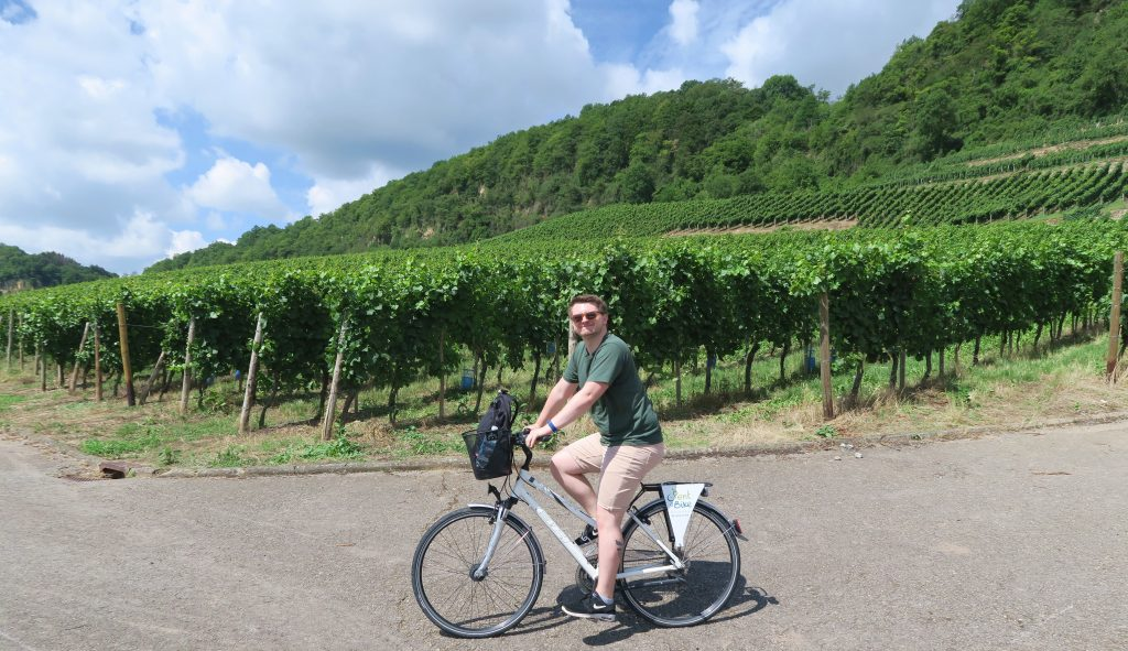 Moselle Valley Grevenmacher Bike Hire