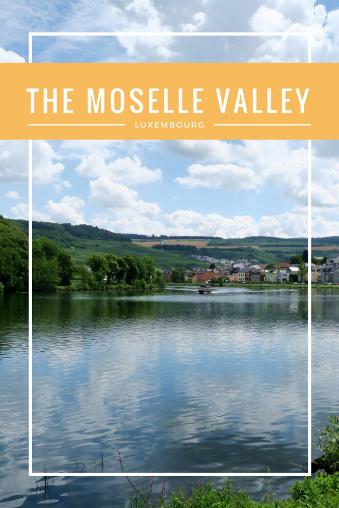 THE MOSELLE VALLEY - When visiting Luxembourg, be sure to visit the country's wine production area - the Moselle Valley!