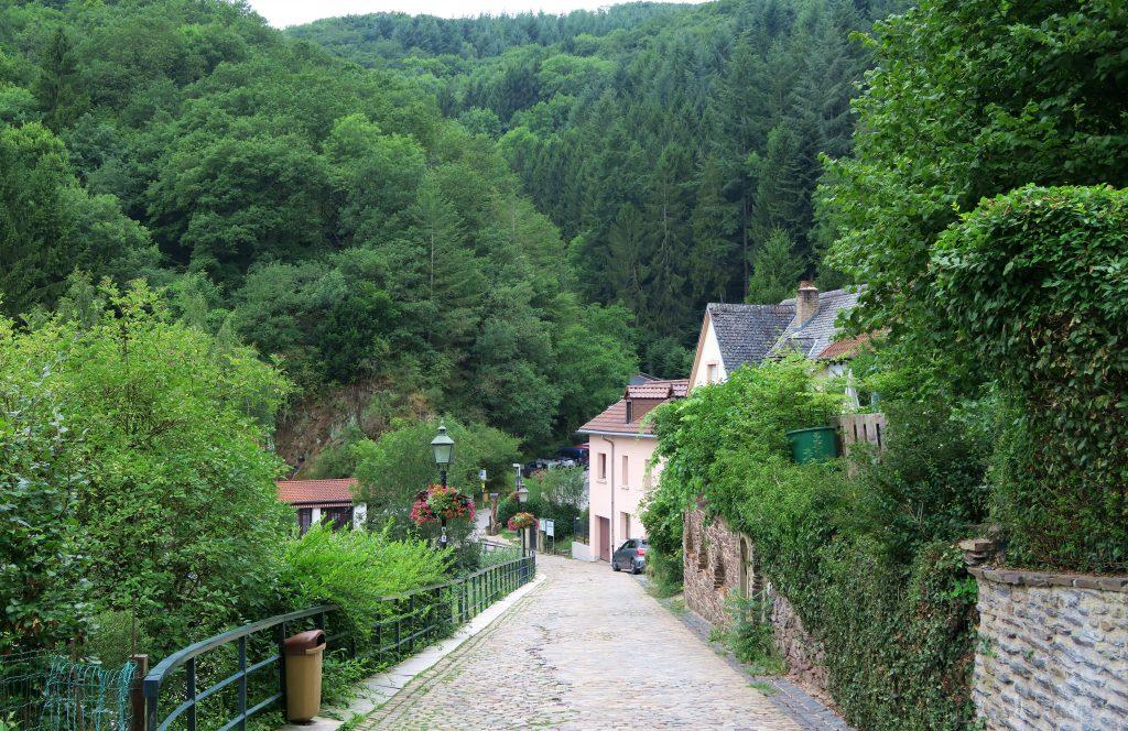 Vianden Luxembourg Walkway