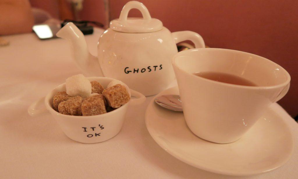Sketch Tea Pots and Cups