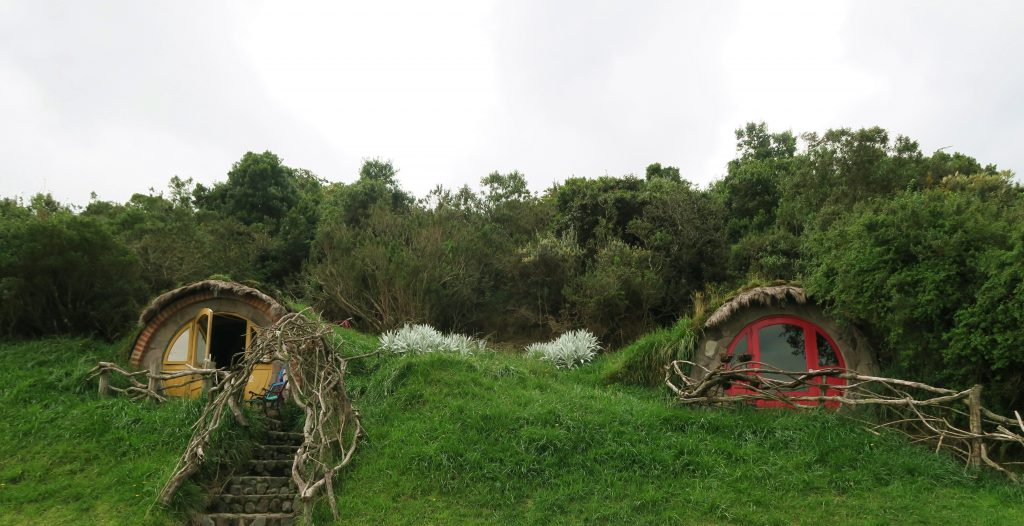 Secret Garden Cotopaxi Hobbit Houses