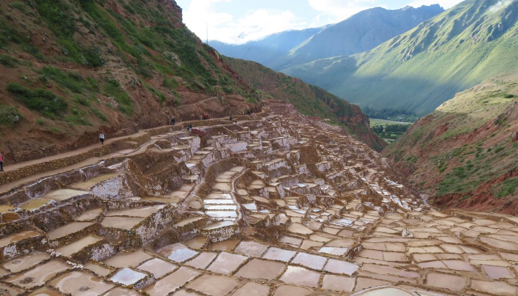 Moray Salt Flats Cusco Peru