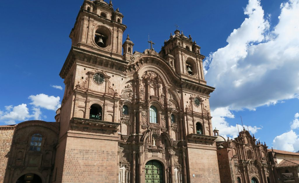 Peru Cusco Cathedral