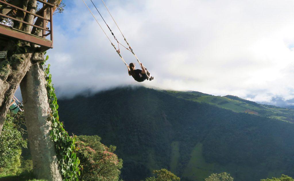 Banos Giant Swing