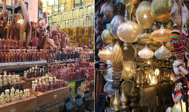 Marrakech Souks Trinkets