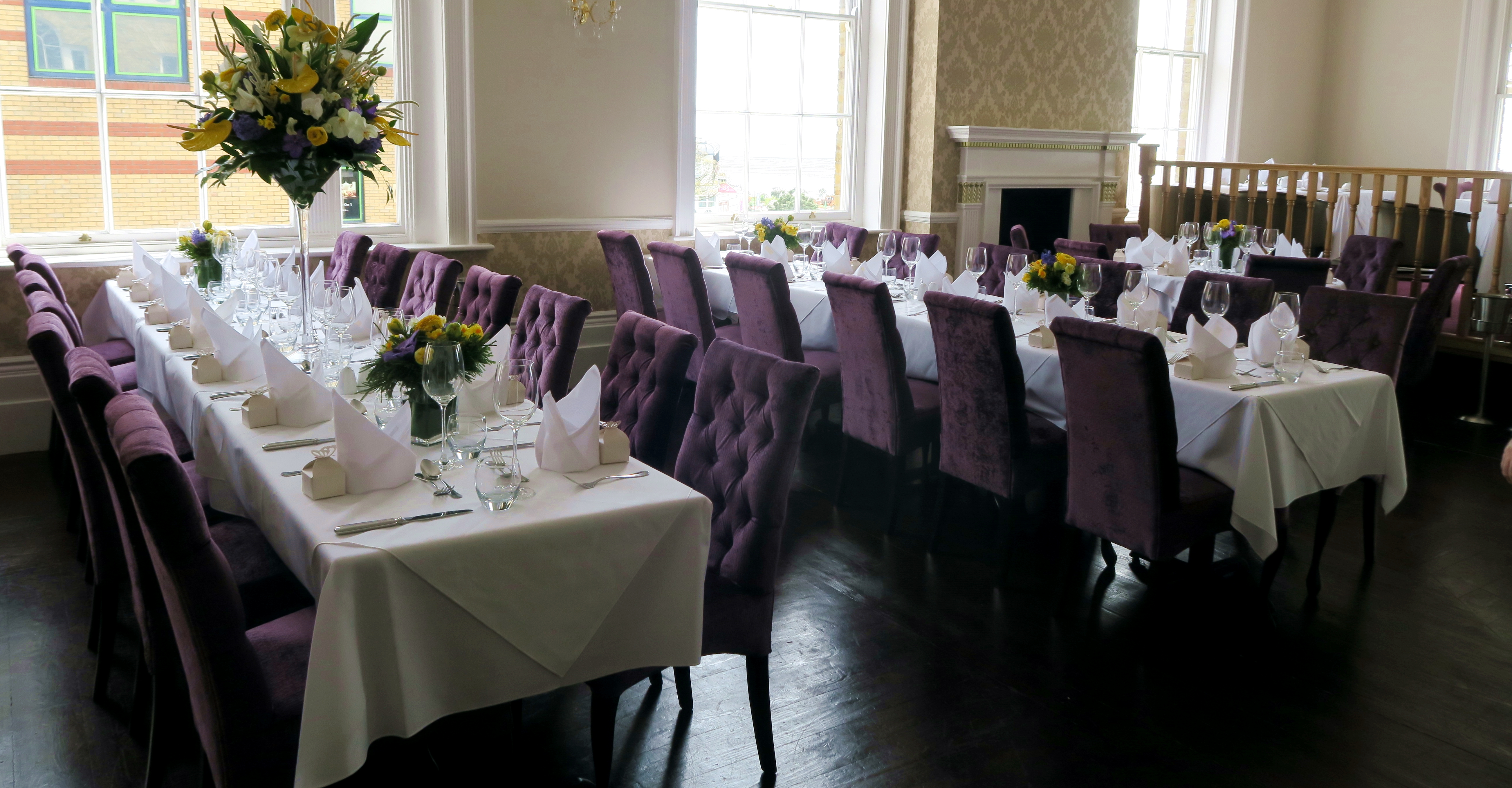 Royal Hotel Southend Ballroom