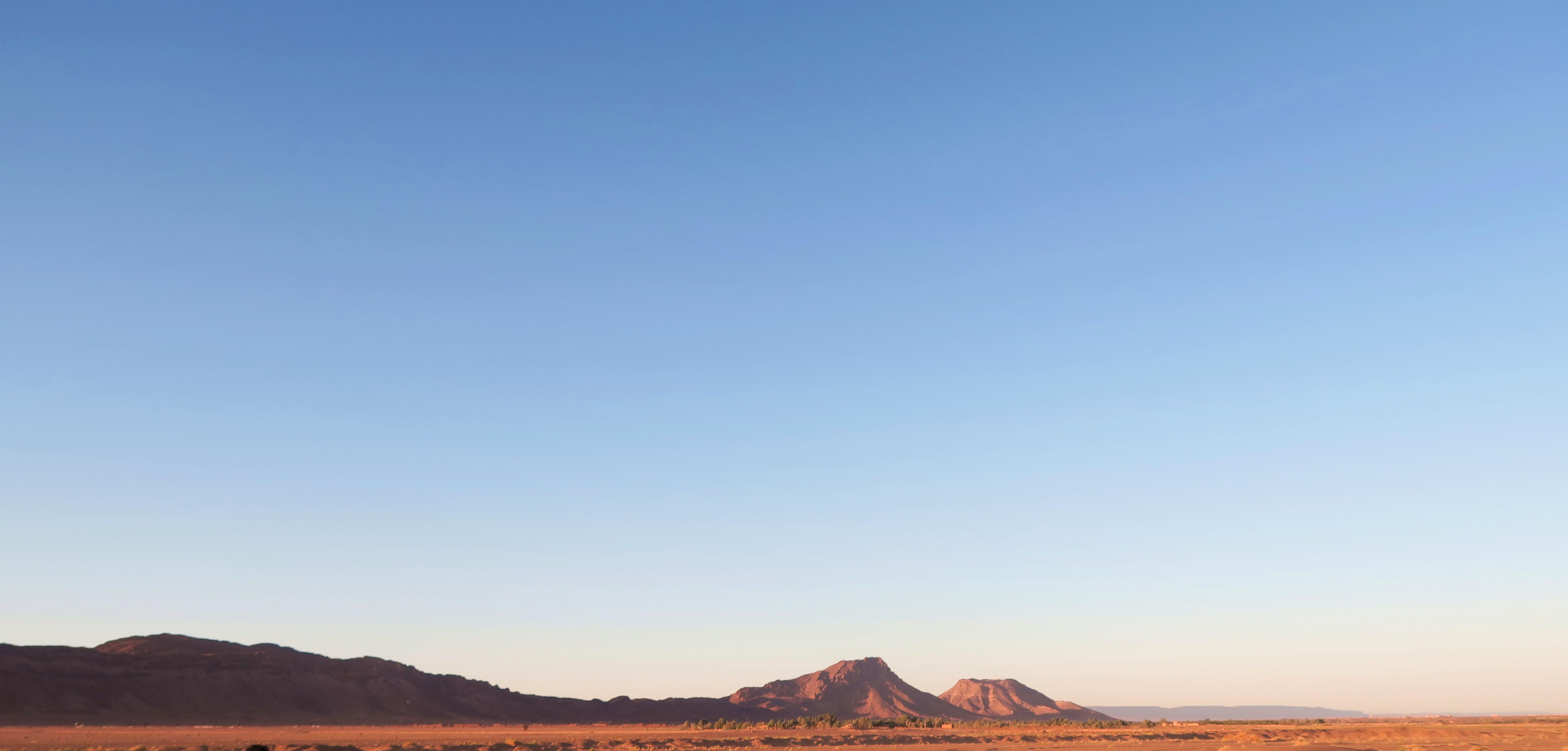 Sahara-Desert-Landscape-Dunes