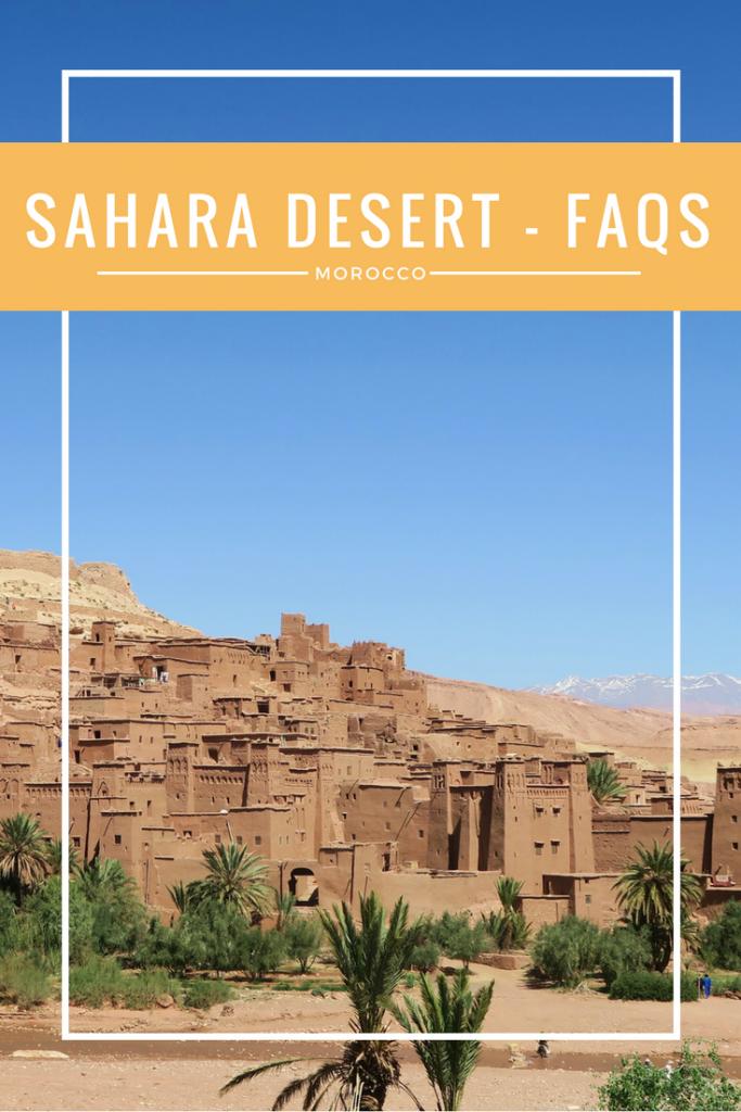 SAHARA DESERT - FAQ-Pinterest