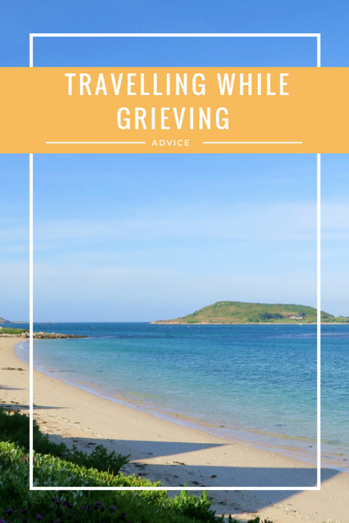 TRAVELLING WHILE GRIEVING