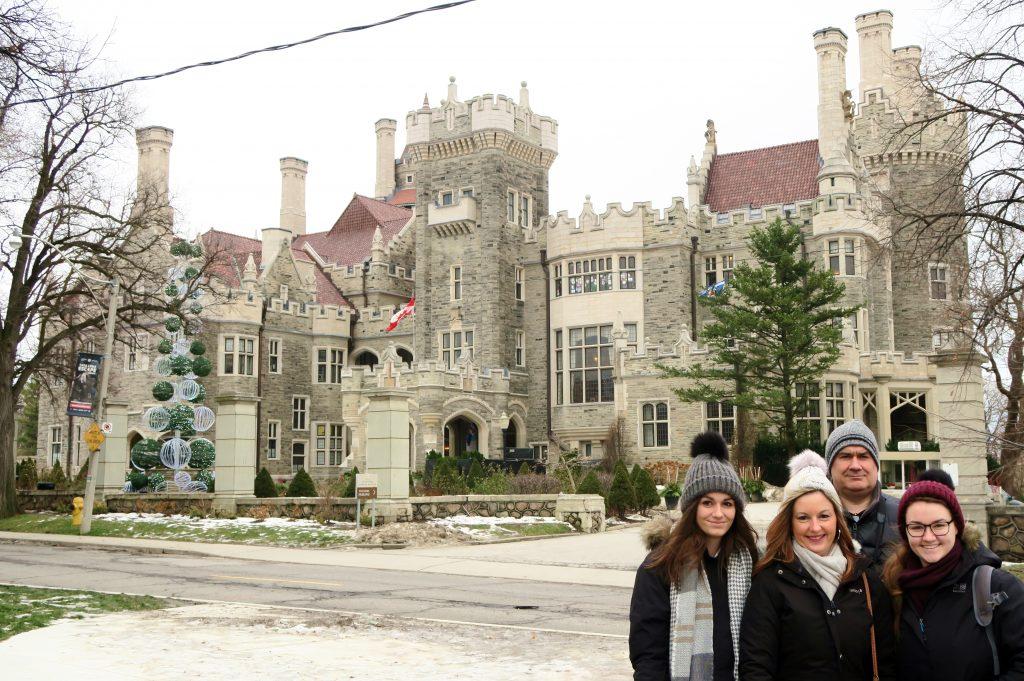Toronto Casa Lomas Family