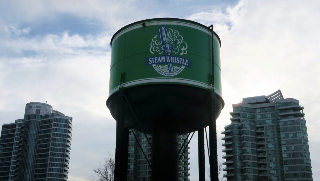 Toronto Steam Whistle Brewery