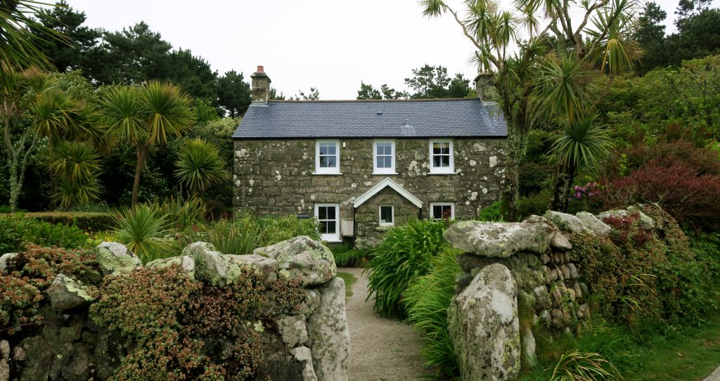 Tresco - Isles of Scilly - Cute House