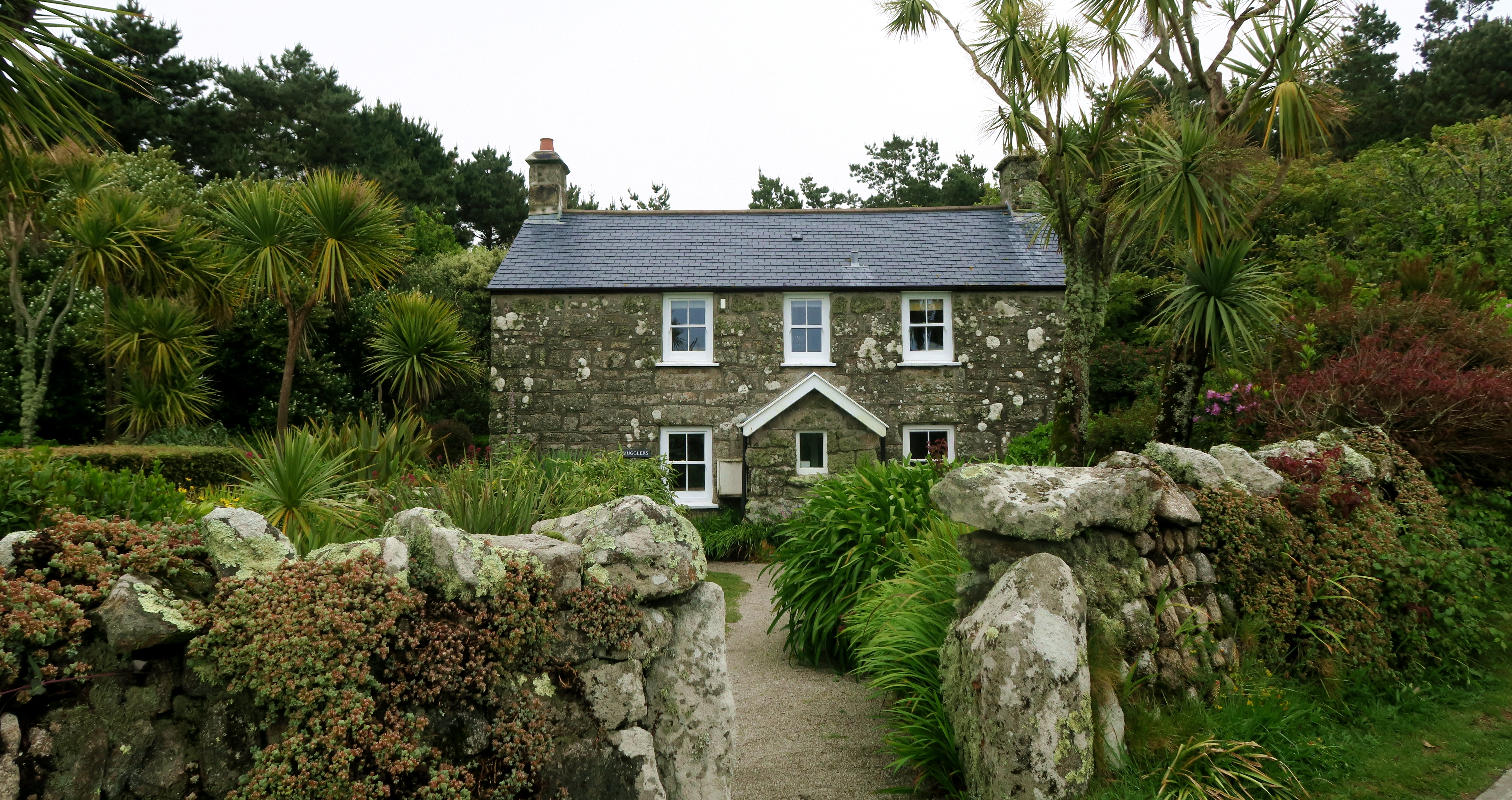 Isle of Scilly Accomodation