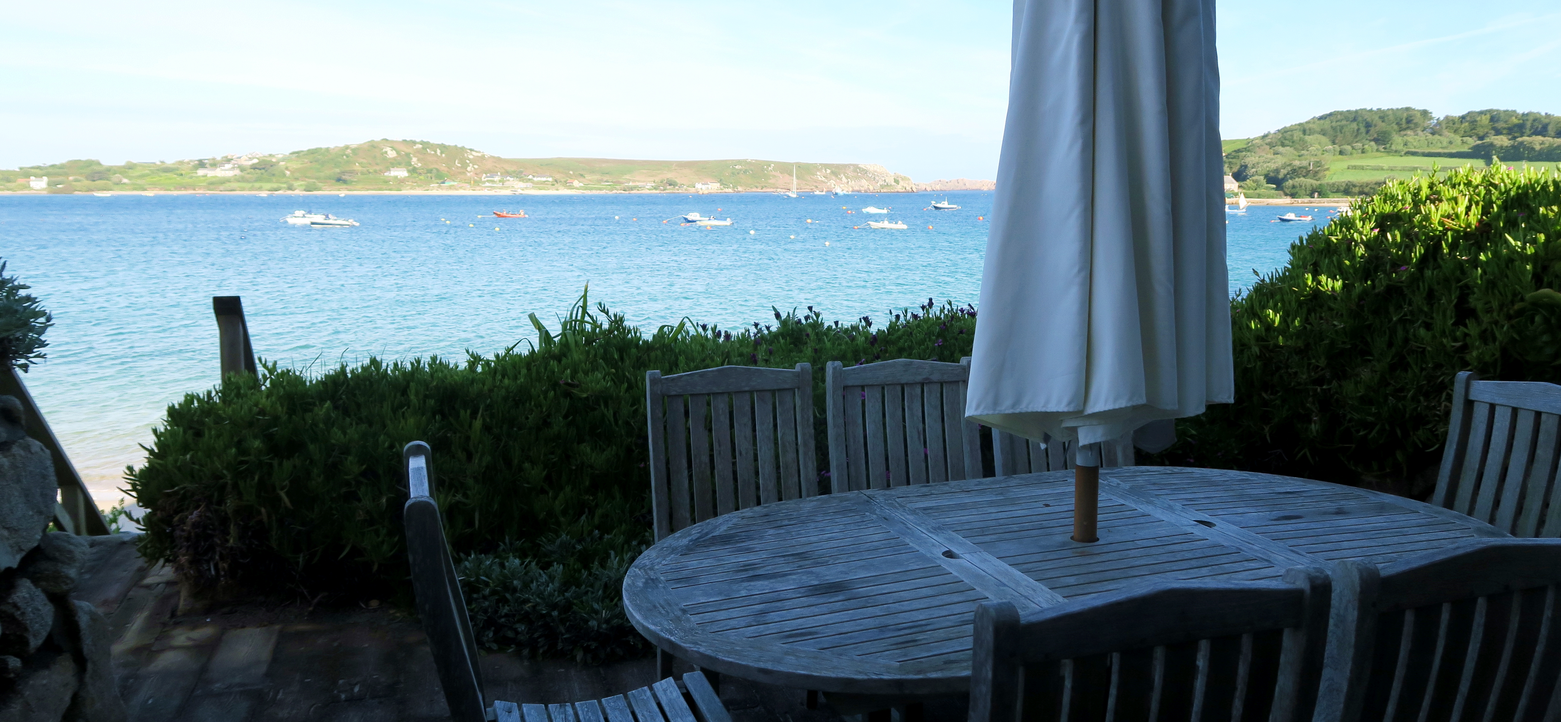 Isle Of Scilly Flying Boat Cottages
