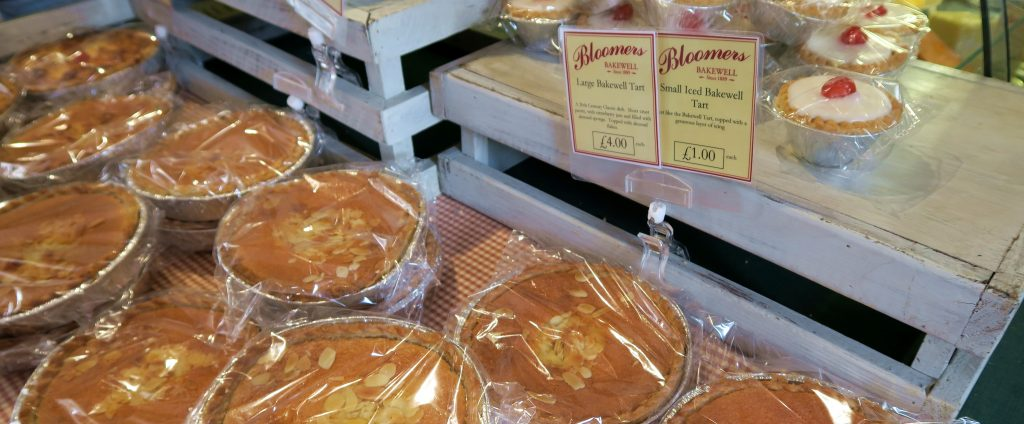 Peak District Bakewell Tarts