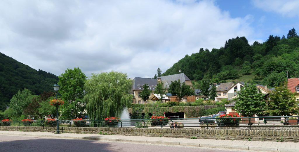Vianden River Scenery