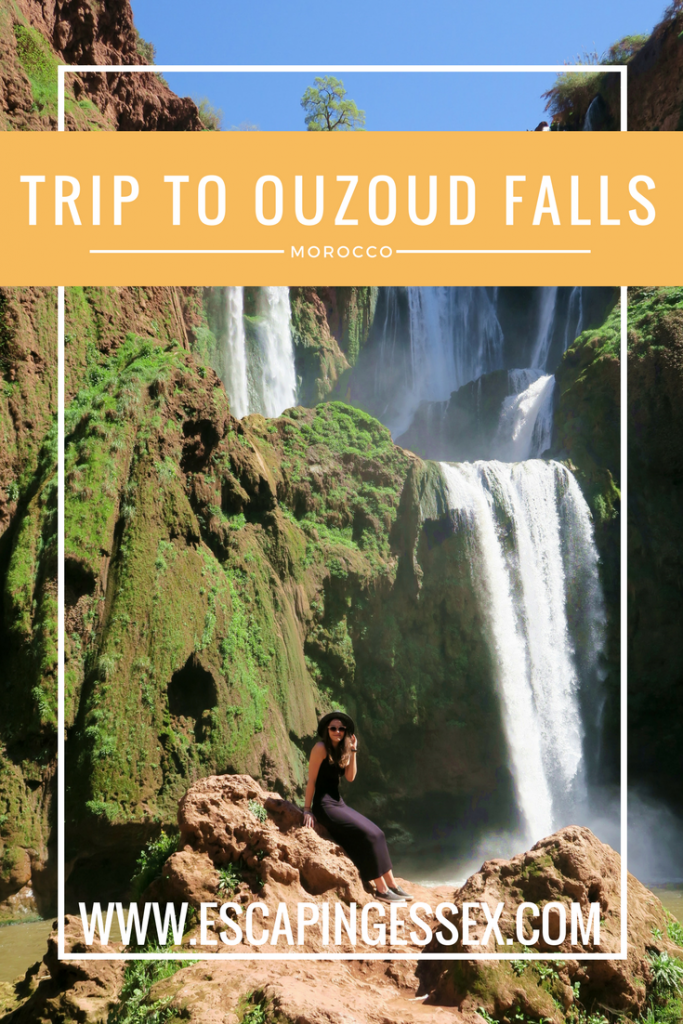 If you are in Marrakech (Morocco) and you're looking for a day trip, travelling to Ouzoud Falls should definitely be considered! Beautiful waterfalls and summer sunshine, what could be better?