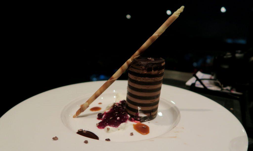 CN Tower 360 Restaurant Desert