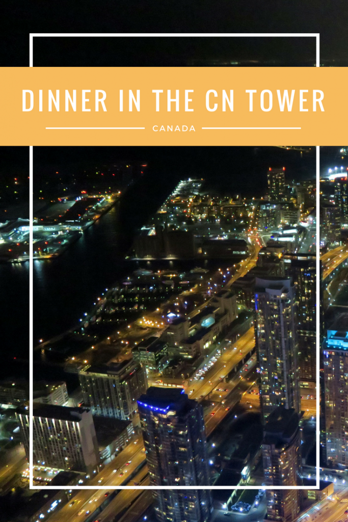 Escaping Essex - Travel Blog - A trip to Toronto wouldn't be complete without a trip to the CN Tower - to skip the queues and the price, book dinner in the CN Tower instead!