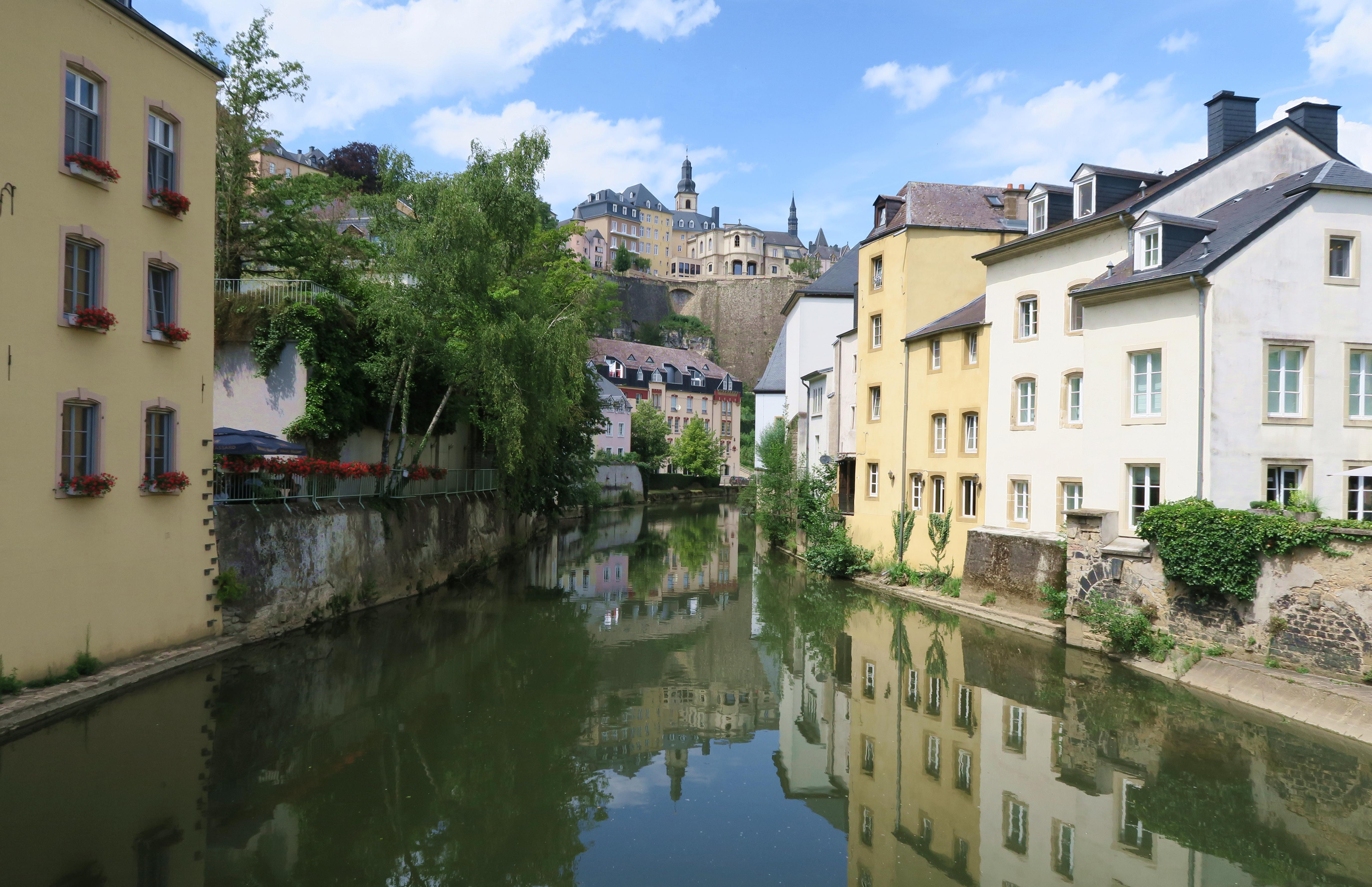 Luxembourg Card - Grund