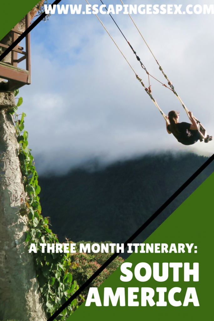3 Month Itinerary In South America: From Chile to the Galapagos Islands and everything inbetween!