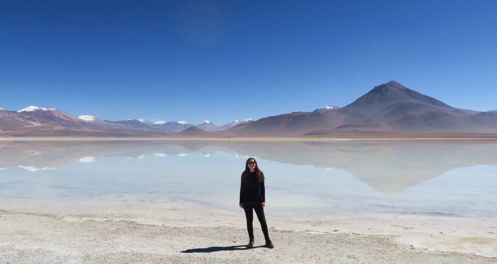 Bolivia Uyuni Scenery