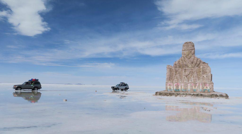 Dakar Uyuni Salt Flat
