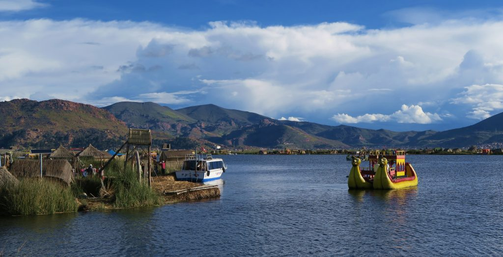 Puno Floating Islands Peru