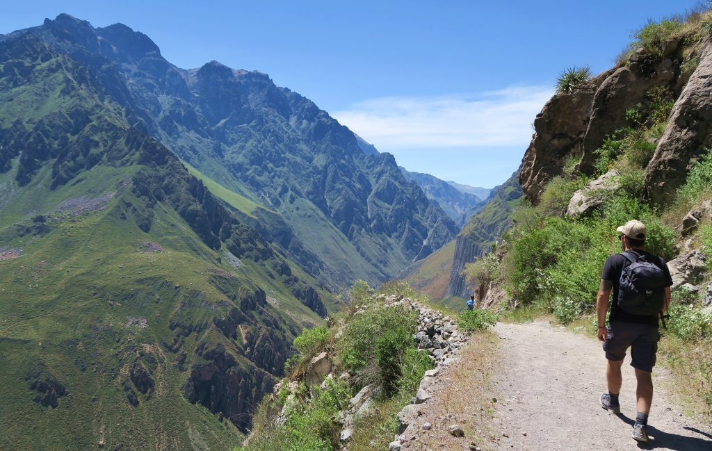 Colca Canyon Trek