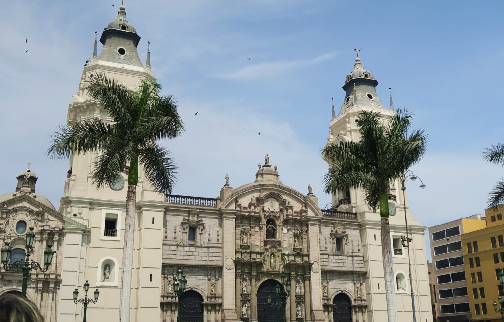 Lima Downtown Cathedral