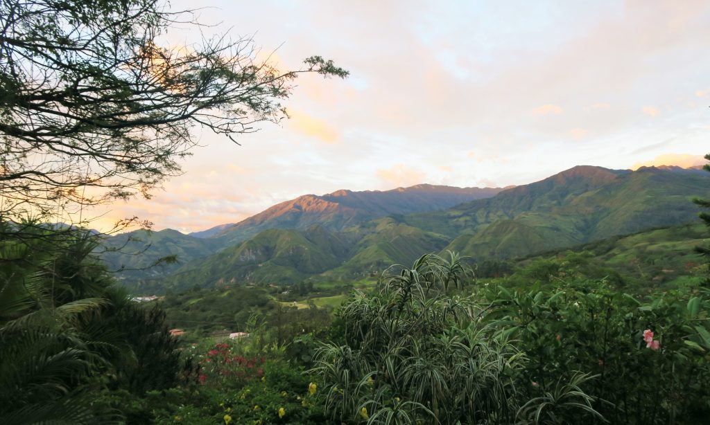 Ecuador Vilcabamba