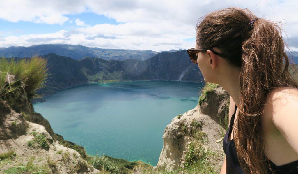 Latacunga Quilotoa Crater