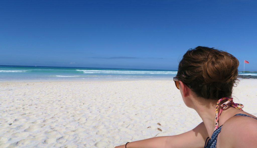 Galapgos Tortuga Bay Beach