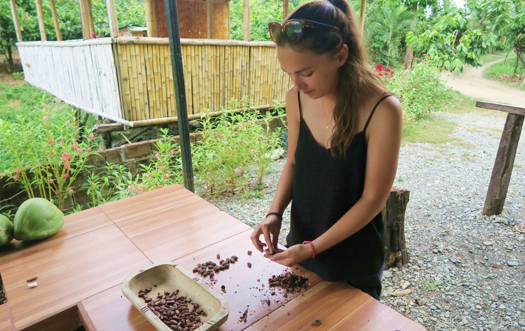 Guyaquil Chocolate Making Class