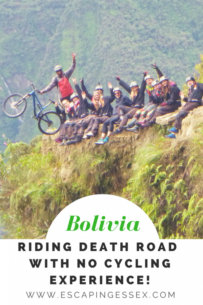 RIDING DEATH ROAD AS A NON-RIDER - I was absolutely terrified about riding Death Road in Bolivia. I am scared of heights and can barely ride a bike but I absolutely loved it!