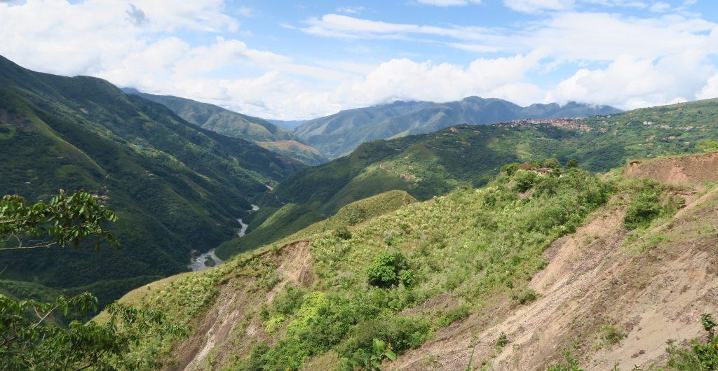 Gravity - Death Road, Bolivia - Scenery Views