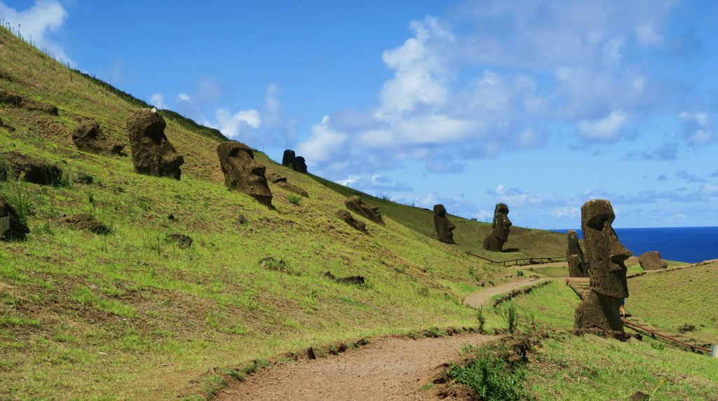 Easter Island Rano Raraku