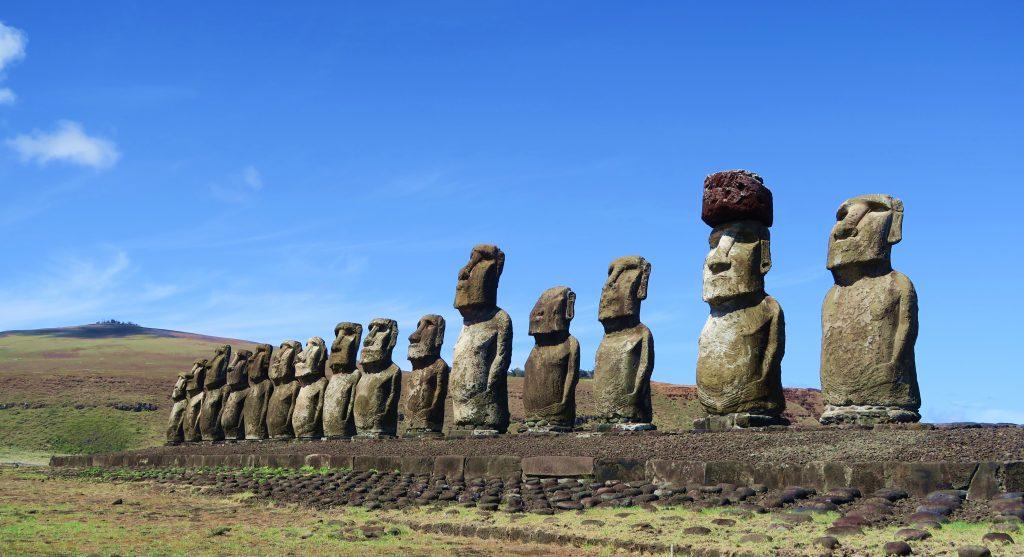 Easter Island Tongariki