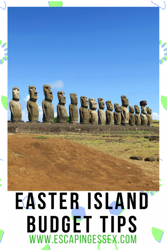 Easter Island is one of the most remote islands on the planet, which means it is pretty expensive! Here's how to visit Easter Island on a budget.