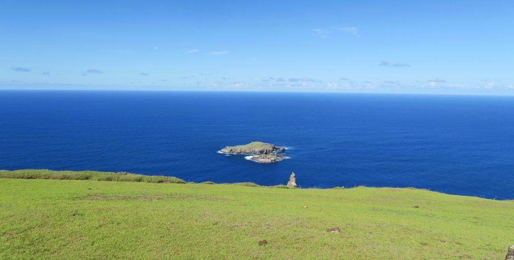 Motu Nui Islet