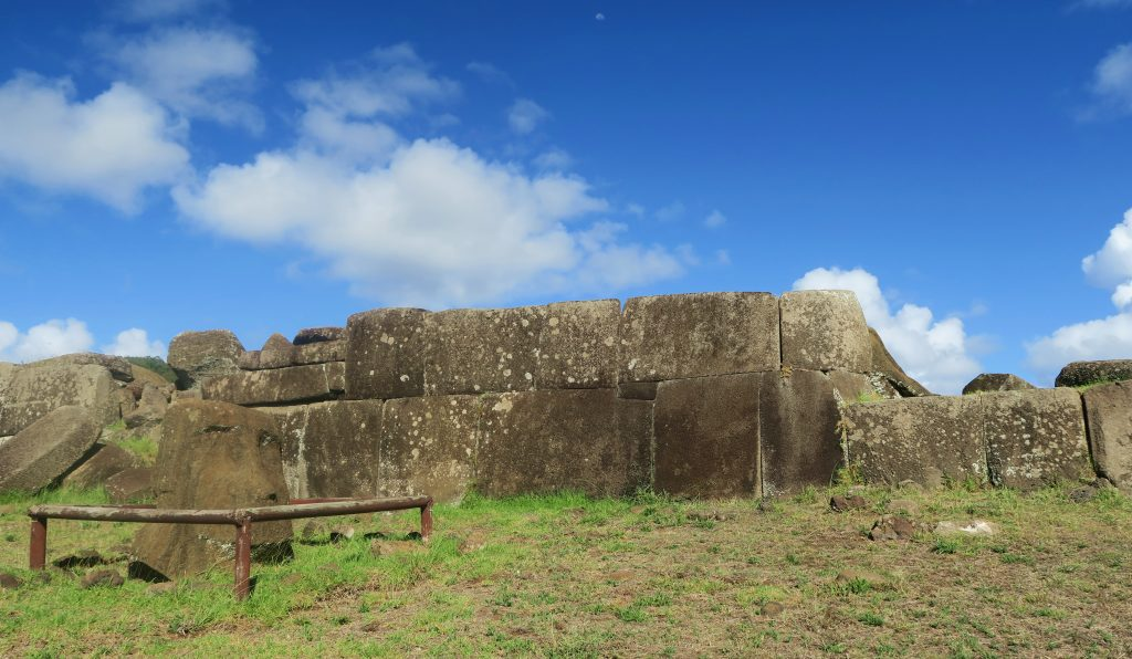 Easter Island Vinapu